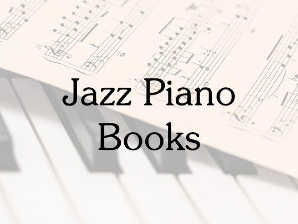 Jazz Piano Books